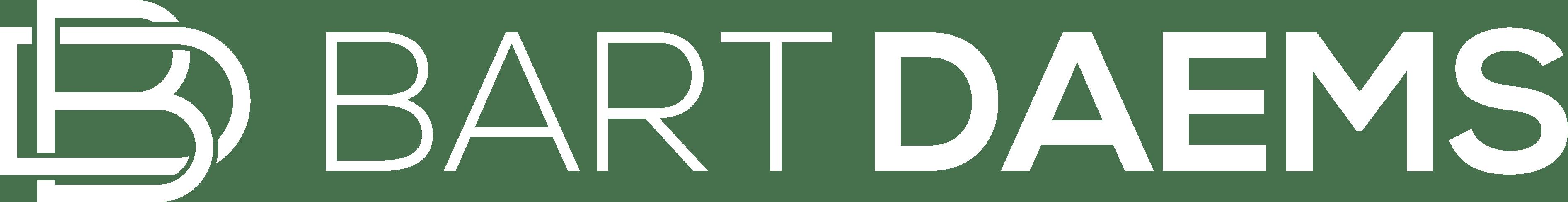 Bart Daems ondernemerscoach logo