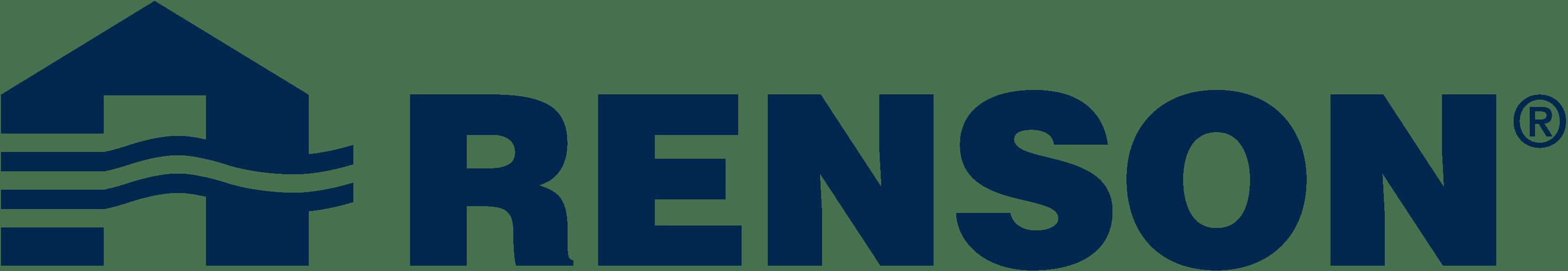 RENSON aluminium bekleding logo