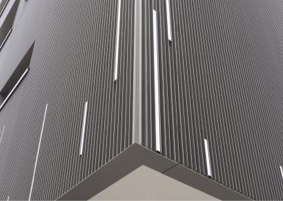 Alu Wall Gevelrenovatie Aluminium Profielen Renson