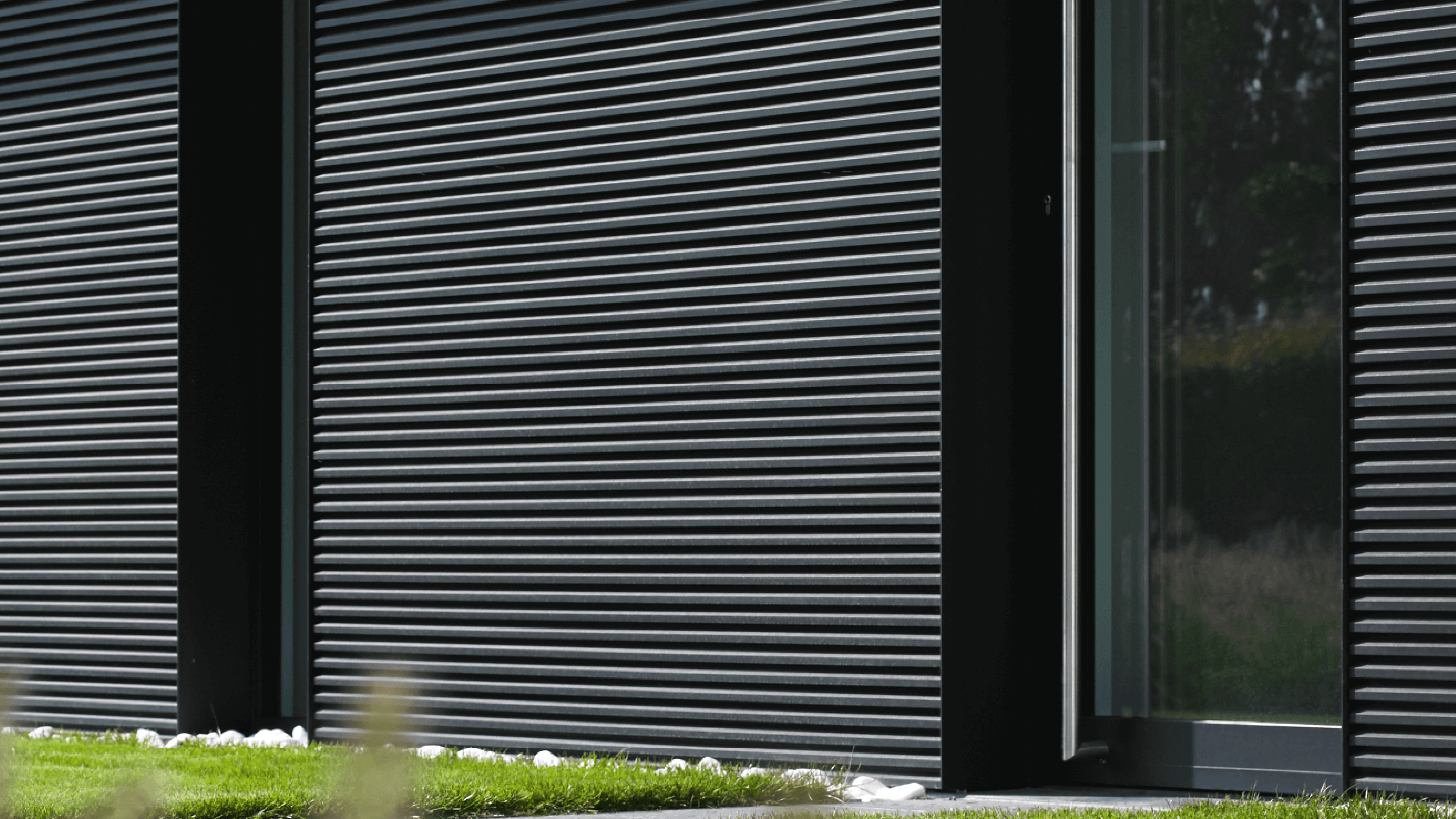 Alu-Wall Halfopen Gevelbekleding Renson