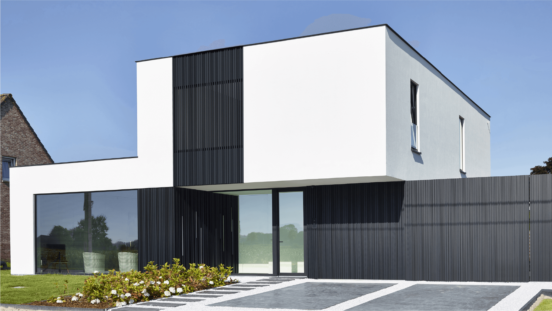 Alu-Wall Linarte aluminium profielen gevelbekleding